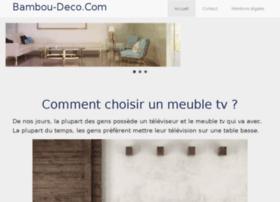 bambou-deco.com