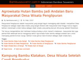 bambusouvenir.com