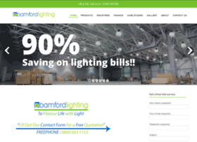 bamfordlighting.com