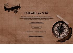 bananarepublic.gap.eu