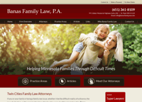 banasfamilylaw.com