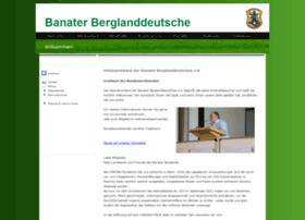 banater-berglanddeutsche.de