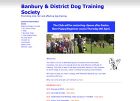 banburyanddistrictdogtrainingsociety.org