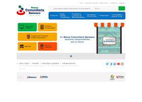 bancacomunitariabanesco.com
