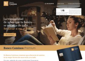 bancocaminos.com