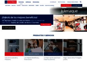 bancocolumbia.com.ar