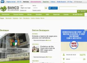 bancodeconcursos.com