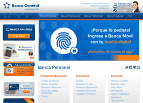 Banco En Linea Banco General Panama