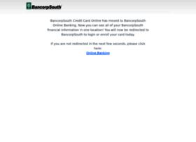 bancorpsouthcardsonline.com
