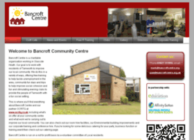 bancroftcentre.org.uk