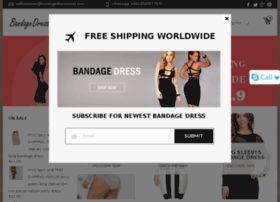 bandagedresschina.com
