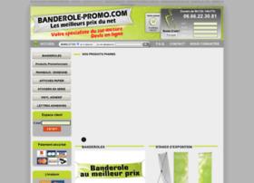 banderole-promo.com