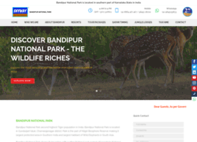 bandipurnationalpark.in