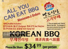 bandokoreanrestaurant.com