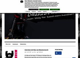 bandstuff.de