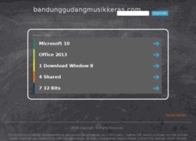 bandunggudangmusikkeras.com