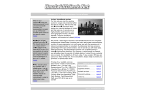 bandwidthseek.net