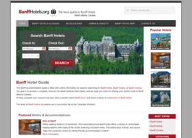 banffhotels.org