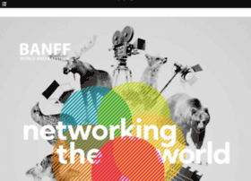 banffmediafestival.com