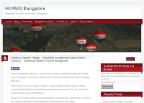bangalore-realestate-blog.remax-blr.com