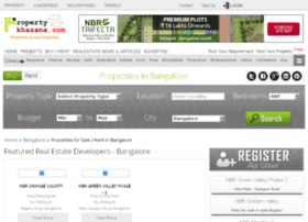 bangalore.propertykhazana.com