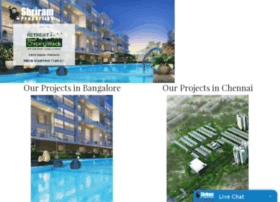 bangalore.shriramproperties.com