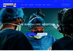 bangalorehospital.co.in