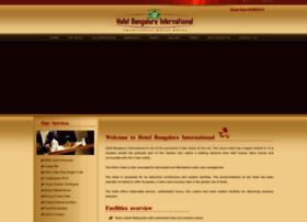 bangaloreinternational.com