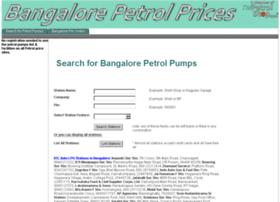 bangalorepetrolprices.com