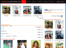 bangaloreshowtimes.com