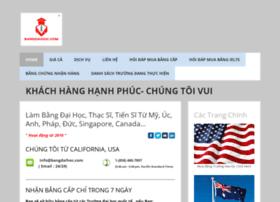 bangdaihoc.com