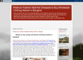 bangkokcheapclothes.blogspot.com