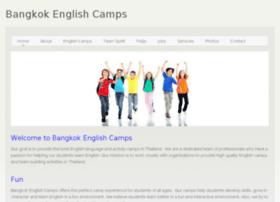 bangkokenglishcamps.com