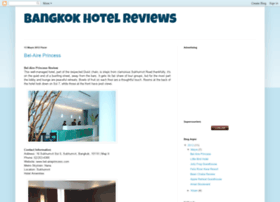 bangkokhotelreviews.blogspot.com