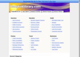 bangkoklibrary.com