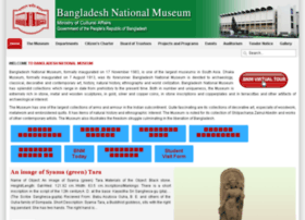 bangladeshmuseum.gov.bd