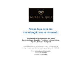 banhodeluxo.com.br