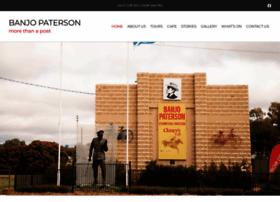 banjopatersonmorethanapoet.com.au