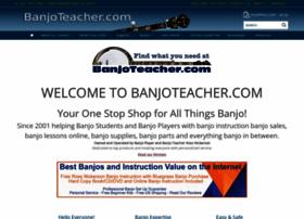 banjoteacher.com
