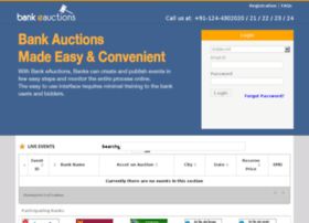 bank-eauctions.in