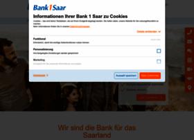bank1saar.de