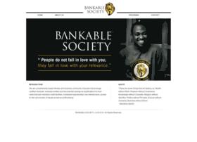 bankablesociety.com