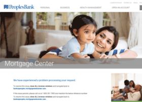 bankatpeoples.mortgagewebcenter.com
