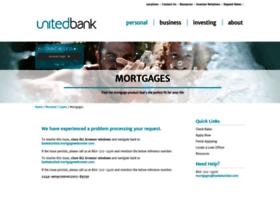 bankatunited.mortgagewebcenter.com