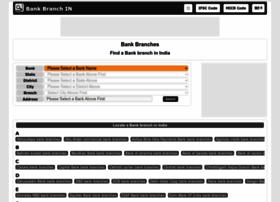 bankbranchin.com