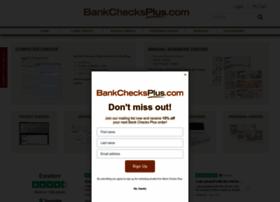 bankchecksplus.com