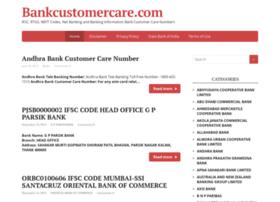 bankcustomercare.com