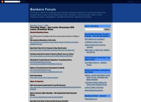 bankersforum.blogspot.co.nz