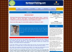 bankexamtraining.com