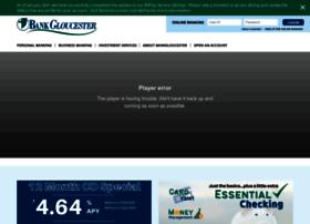bankgloucester.com